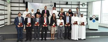 Bahrain Bourse & Bahrain Clear Honors Long Service Employees