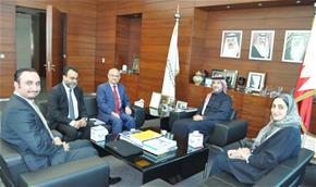 Bahrain Bourse and Tamkeen Discuss Developments of BIM