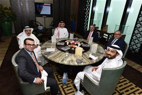 Bahrain Bourse Meets CEOs of Listed Companies
