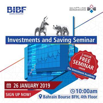 Investment & Savings Seminar