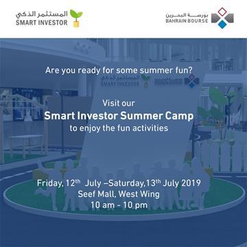 Smart Investor Summer Camp
