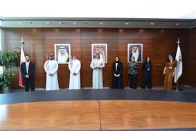 بورصة البحرين تحصل على جائزة التميز في التواصل مع العملاء بالنظام الوطني للمقترحات والشكاوى